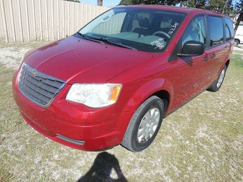 2008 Chrysler Town and Country for sale at OTTO'S AUTO SALES in Gainesville TX