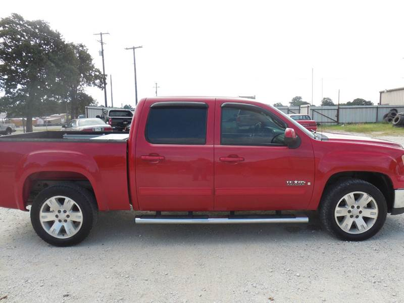 2008 GMC Sierra 1500 for sale at OTTO'S AUTO SALES in Gainesville TX