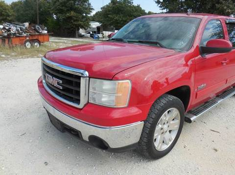 2008 GMC Sierra 1500 for sale in Gainesville, TX