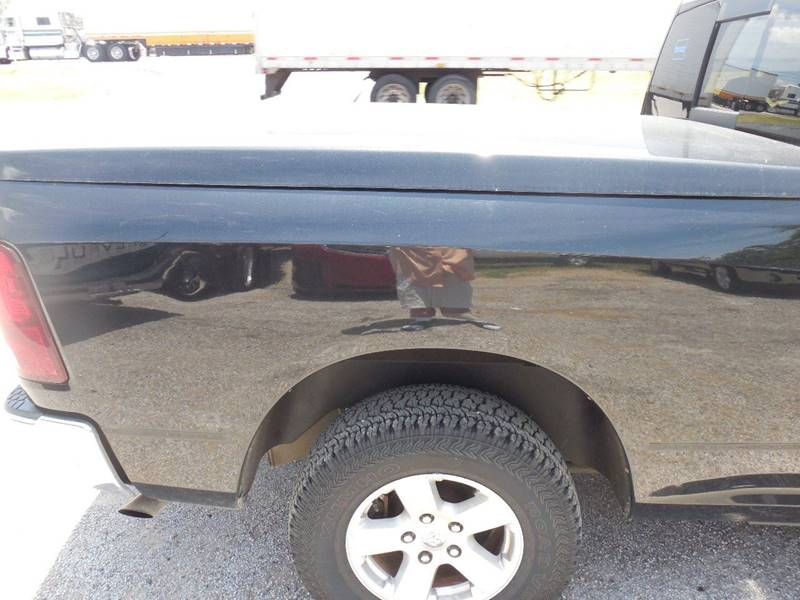 2011 RAM Ram Pickup 1500 for sale at OTTO'S AUTO SALES in Gainesville TX