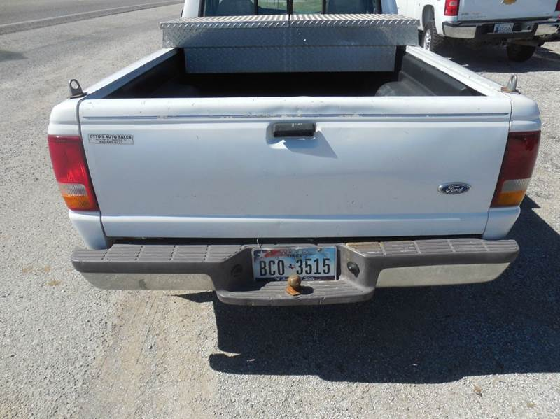 1996 Ford Ranger for sale at OTTO'S AUTO SALES in Gainesville TX