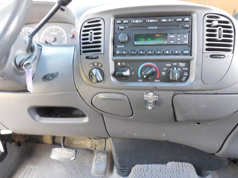 2003 Ford F-150 for sale at OTTO'S AUTO SALES in Gainesville TX