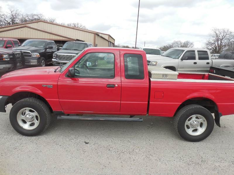 2005 Ford Ranger for sale at OTTO'S AUTO SALES in Gainesville TX