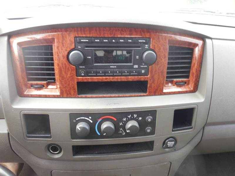 2006 Dodge Ram Pickup 1500 for sale at OTTO'S AUTO SALES in Gainesville TX