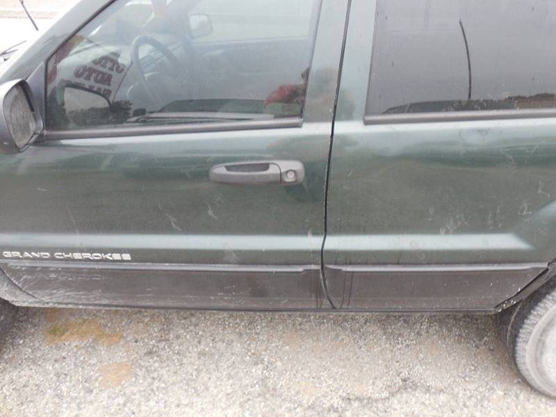 2000 Jeep Grand Cherokee for sale at OTTO'S AUTO SALES in Gainesville TX
