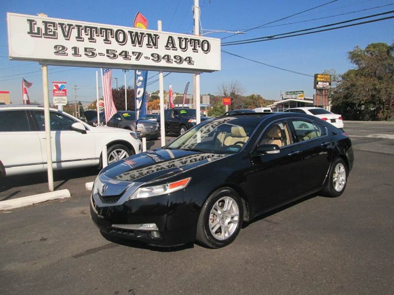 2010 Acura TL w/Tech 4dr Sedan w/Technology Package - Levittown PA