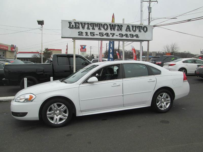 2011 Chevrolet Impala for sale at Levittown Auto in Levittown PA