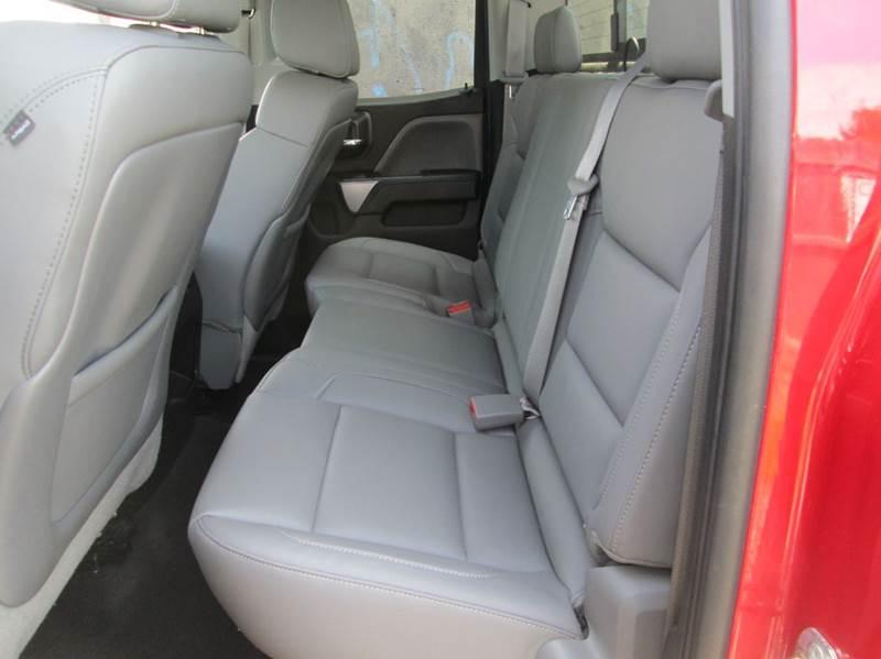 2015 Chevrolet Silverado 1500 LTZ Z71 4x4 4dr Double Cab 6.5 ft. SB - Levittown PA