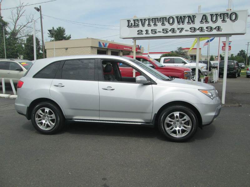 2009 Acura MDX SH AWD w/Tech w/RES 4dr SUV w/Technology and Entertainment Package - Levittown PA