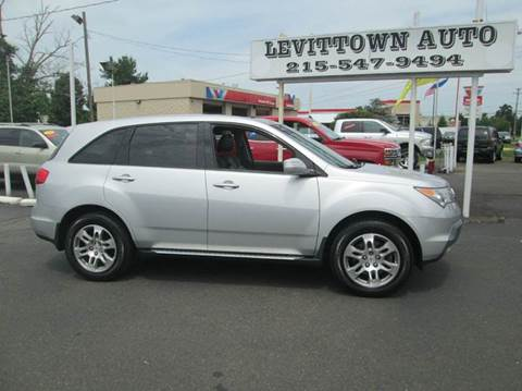 2009 Acura MDX for sale at Levittown Auto in Levittown PA