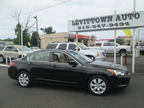 2009 Honda Accord for sale in Levittown, PA