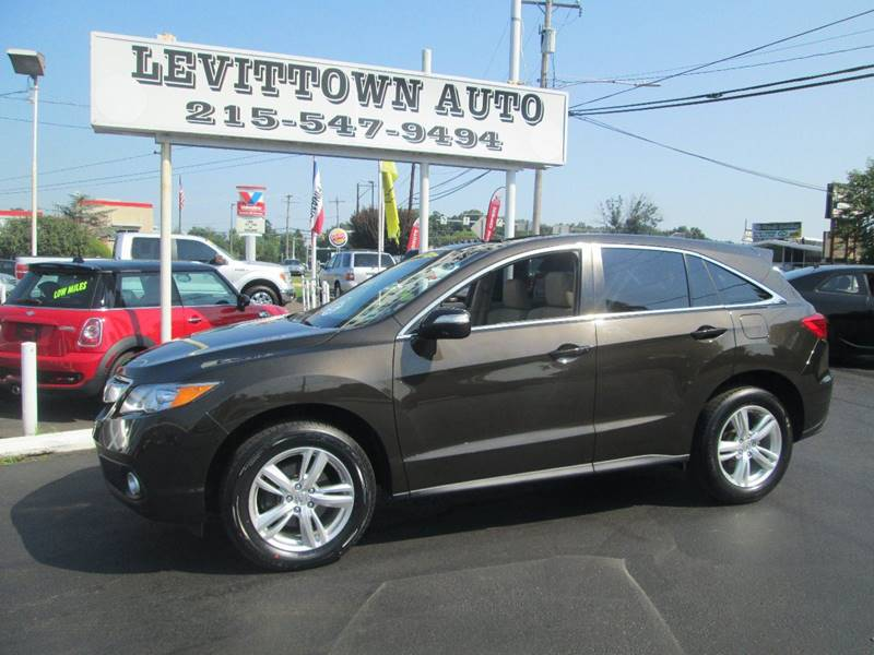 2014 Acura RDX AWD 4dr SUV w/Technology Package - Levittown PA