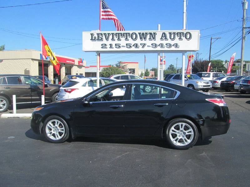 2009 Acura TL 4dr Sedan w/Technology Package - Levittown PA