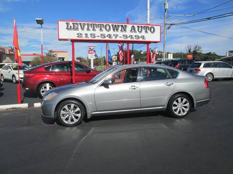 2007 Infiniti M35 for sale in Levittown, PA