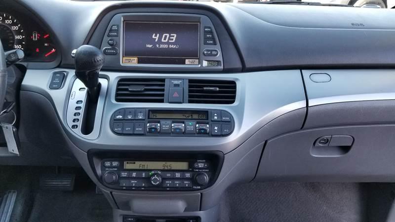 2010 Honda Odyssey EX-L 4dr Mini-Van w/DVD and Navi - Levittown PA