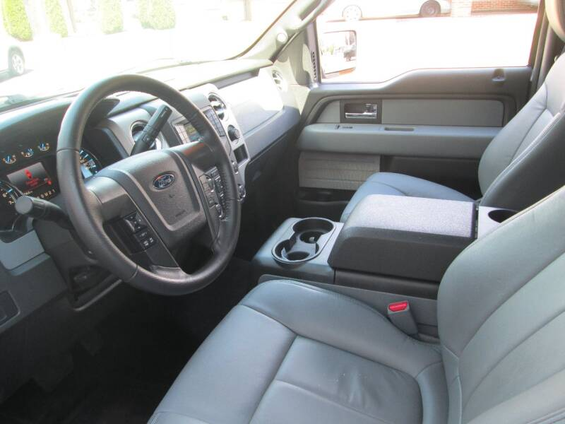 2014 Ford F-150 4x4 XLT 4dr SuperCrew Styleside 5.5 ft. SB - Levittown PA