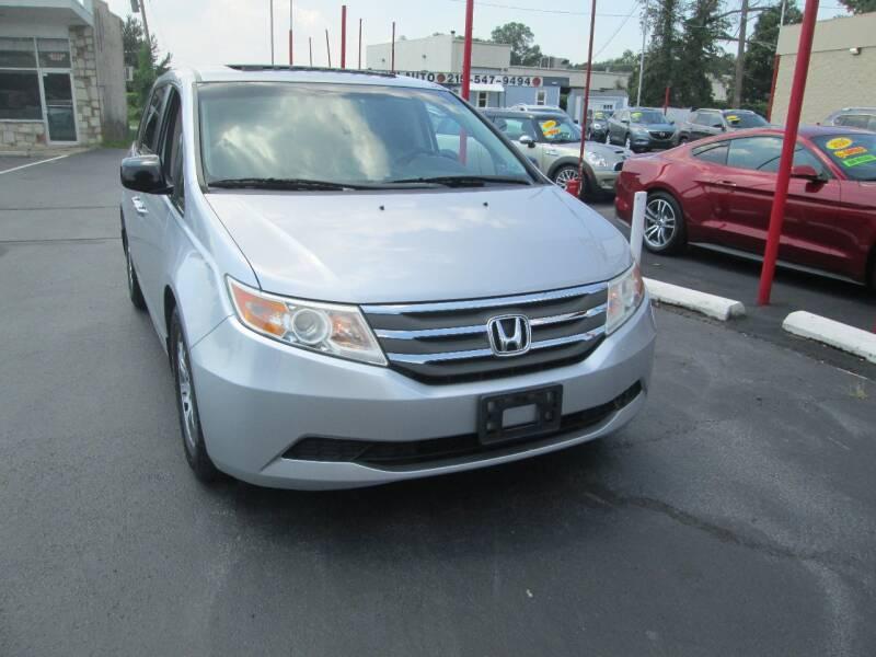 2013 Honda Odyssey EX-L 4dr Mini-Van - Levittown PA