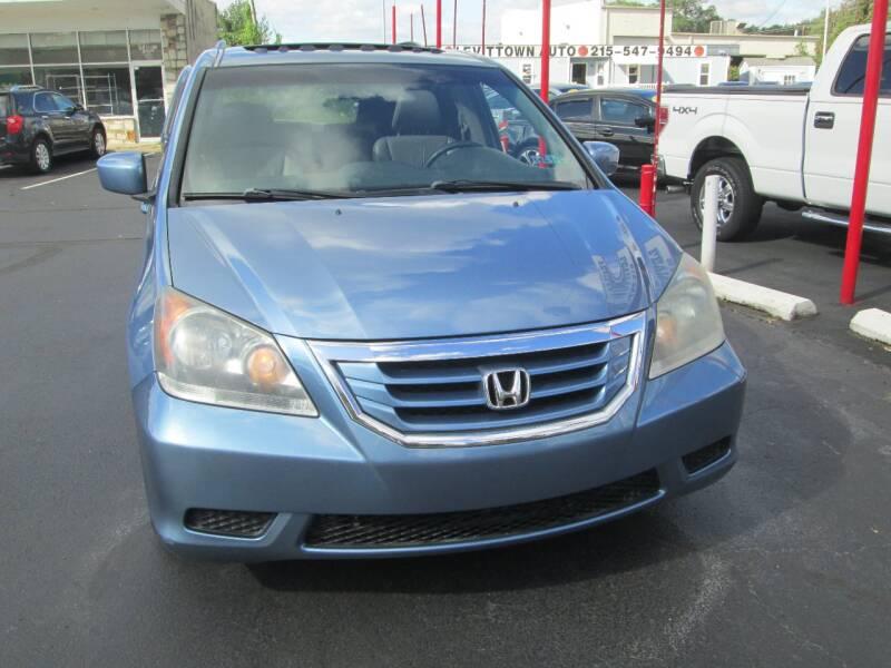 2010 Honda Odyssey EX-L 4dr Mini-Van - Levittown PA