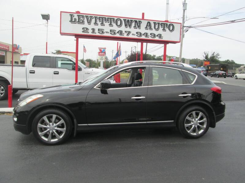 2012 Infiniti EX35 AWD Journey 4dr Crossover - Levittown PA