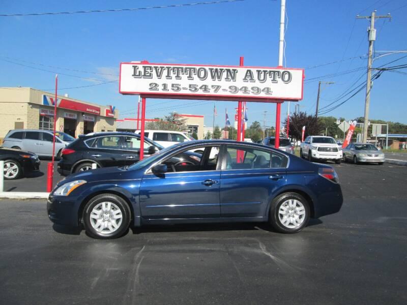 2011 Nissan Altima 2.5 S 4dr Sedan - Levittown PA