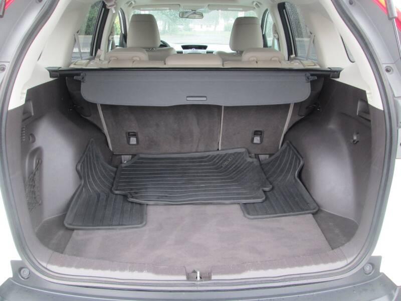 2012 Honda CR-V AWD EX-L 4dr SUV w/Navi - Levittown PA