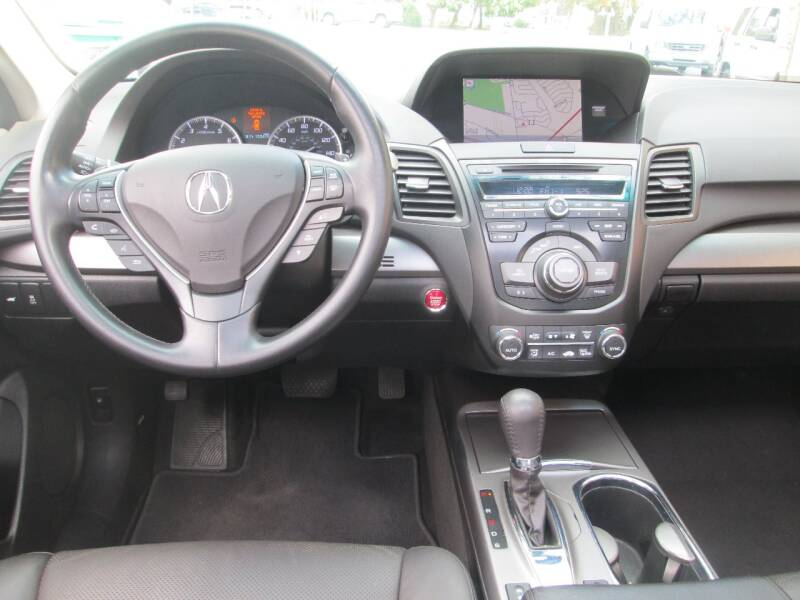 2015 Acura RDX AWD 4dr SUV w/Technology Package - Levittown PA