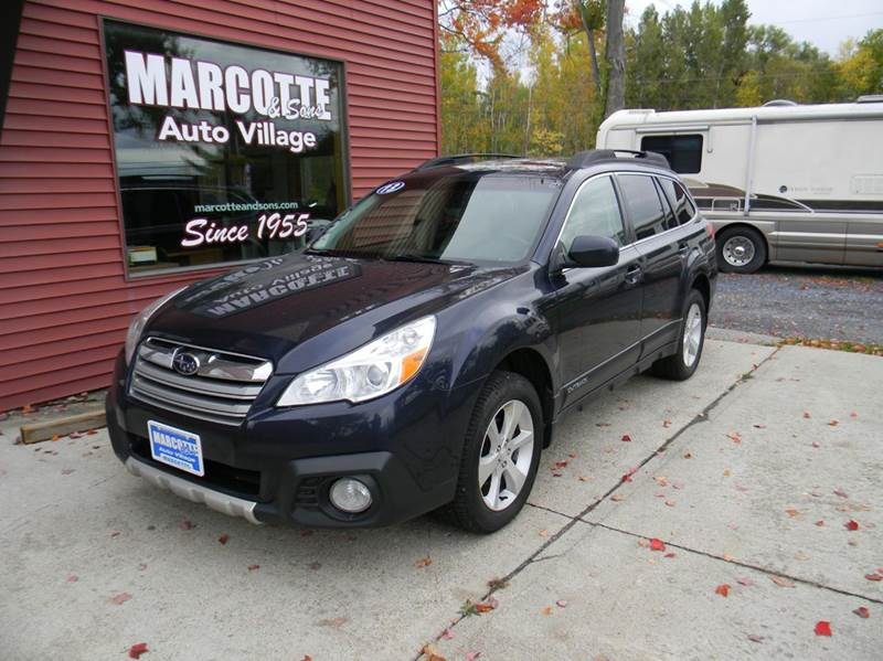 2013 Subaru Outback for sale at Marcotte & Sons Auto Village in North Ferrisburgh VT
