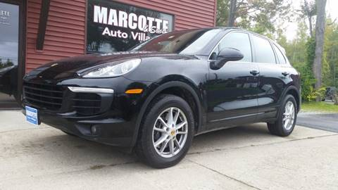 2016 Porsche Cayenne for sale in North Ferrisburgh, VT