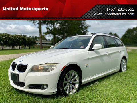2010 BMW 3 Series for sale at United Motorsports in Virginia Beach VA