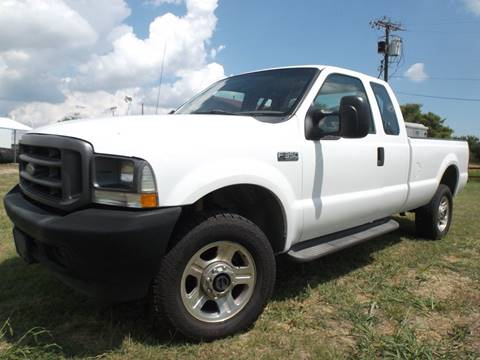 2004 Ford F-350 Super Duty for sale at Eagle Motors in Decatur TX