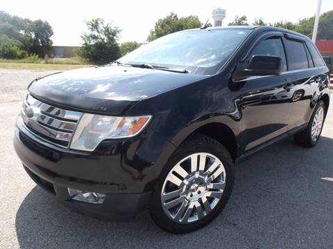 2009 Ford Edge for sale at Eagle Motors in Decatur TX