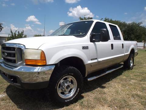 2001 Ford F-250 Super Duty for sale at Eagle Motors in Decatur TX