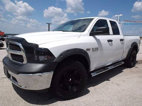 2013 RAM Ram Pickup 1500 for sale at Eagle Motors in Decatur TX
