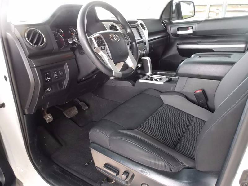 2014 Toyota Tundra for sale at Eagle Motors in Decatur TX