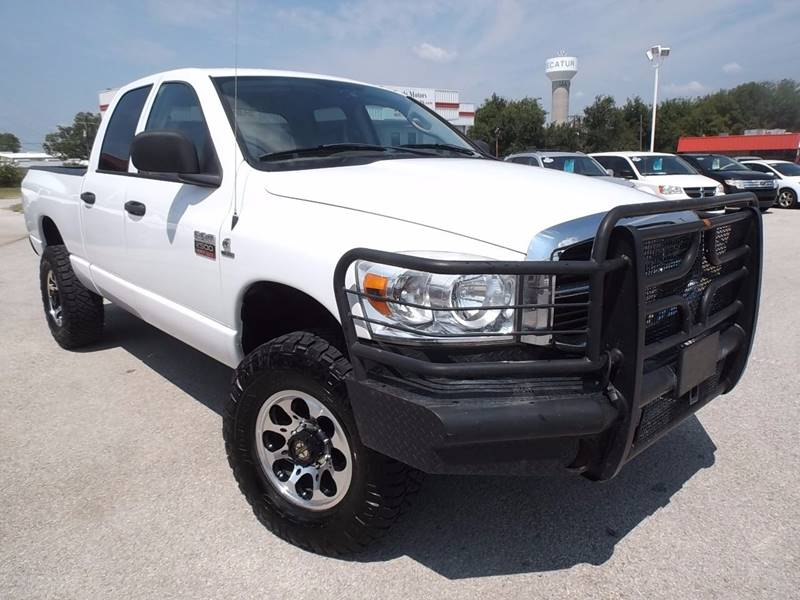 2008 Dodge Ram Pickup 2500 for sale at Eagle Motors in Decatur TX