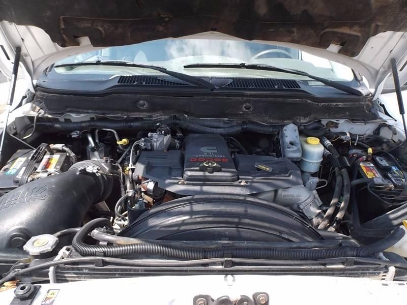 2008 Dodge Ram Pickup 2500 for sale at Eagle Motors in Decatur TX