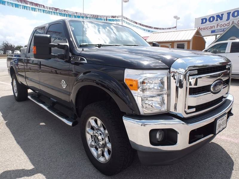 2015 Ford F-250 Super Duty for sale at Eagle Motors in Decatur TX