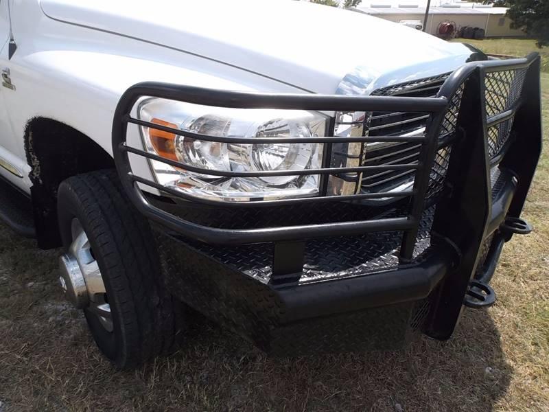 2009 Dodge Ram Pickup 3500 for sale at Eagle Motors in Decatur TX