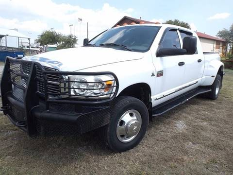2009 Dodge Ram Pickup 3500 for sale at Eagle Motors in Decatur TX