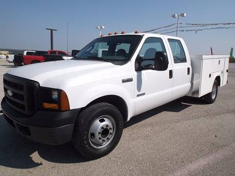 2006 Ford F-350 Super Duty for sale in Decatur, TX