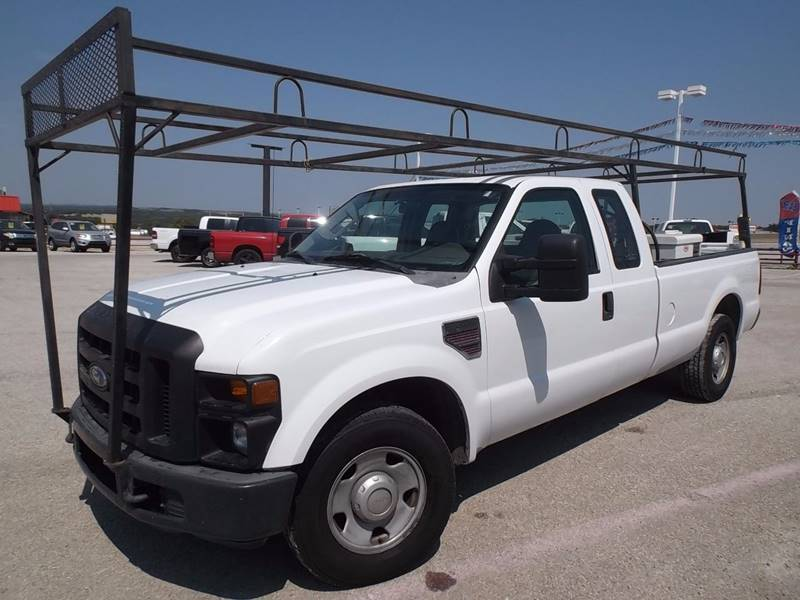2008 Ford F-250 Super Duty for sale at Eagle Motors in Decatur TX