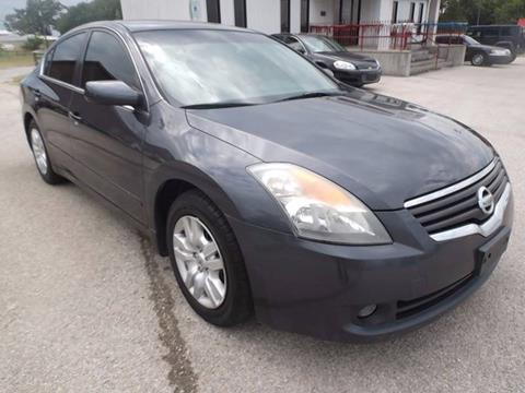 2009 Nissan Altima for sale at Eagle Motors in Decatur TX