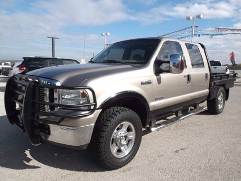 2007 Ford F-250 Super Duty for sale at Eagle Motors in Decatur TX