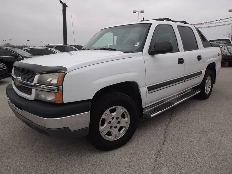 2005 chevrolet avalanche 1500 z71 in decatur tx eagle motors 2005 chevrolet avalanche for sale at eagle motors in decatur tx sciox Image collections