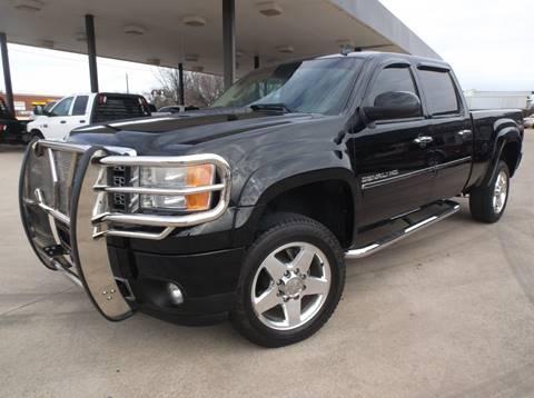 2011 GMC Sierra 2500HD for sale in Denton, TX