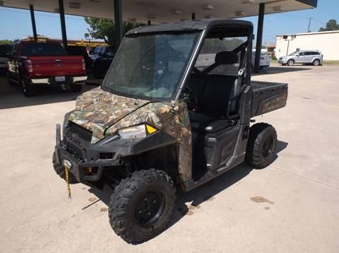 2013 Polaris Ranger XP 900 for sale in Denton, TX