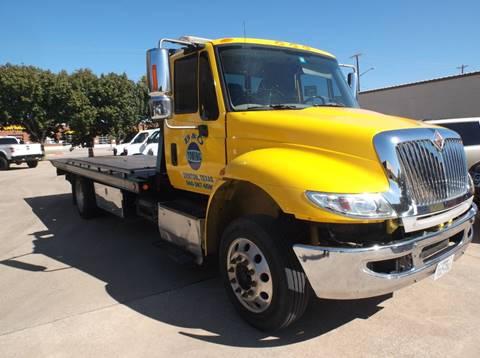 2015 International DuraStar 4300 for sale in Denton, TX