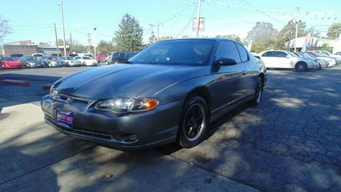 2005 Chevrolet Monte Carlo for sale in Lancaster, OH
