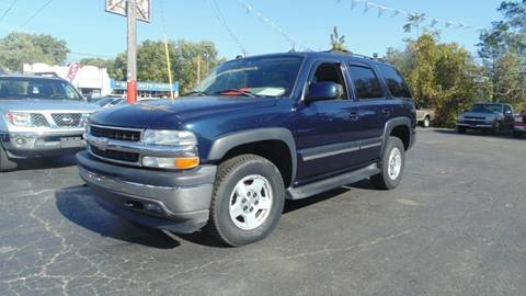 2005 Chevrolet Tahoe for sale in Lancaster, OH