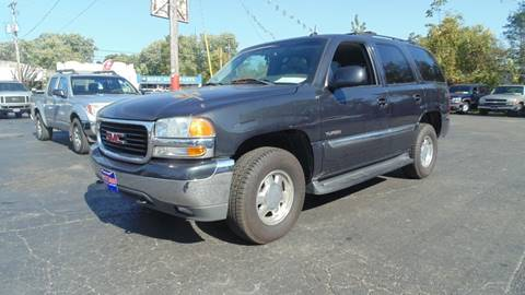 2003 GMC Yukon for sale in Lancaster, OH